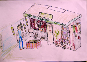 2014年香港國際書展-台灣獨立書店展
